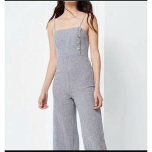UO Urban Outfitters size 4 Straight Neck Jumpsuit